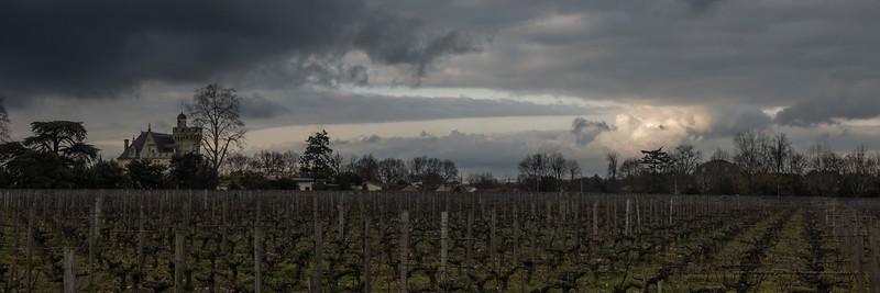 Divergence, France (outside of Bordeaux)
