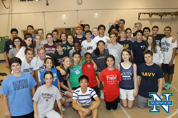 Class of 2015 Year-End Party