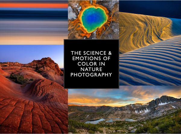 The Science and Emotions of Color in Landscape Photography