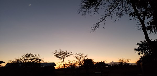 Kenya scenery and natural views