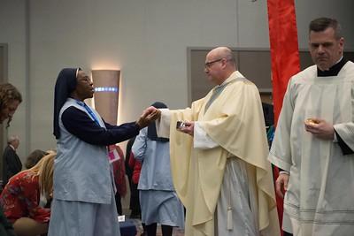 Thurs Mass