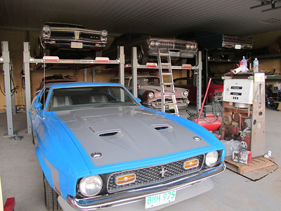 Fall Car Storage