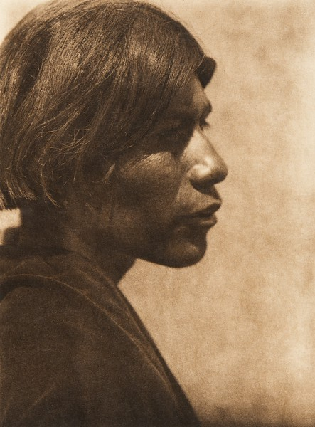 "Sotsona - ""Fox"" - Santo Domingo (The North American Indian, v. XVI. Norwood, MA, The Plimpton Press,  1926)"
