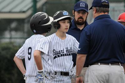 Baseball vs Lusher