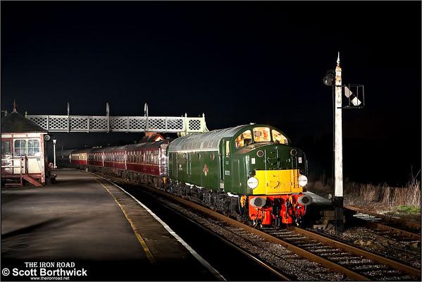 Midland Railway Centre (03/02/2007)