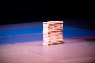 Black Belt Spectacular June 16 2018: Board Breaking
