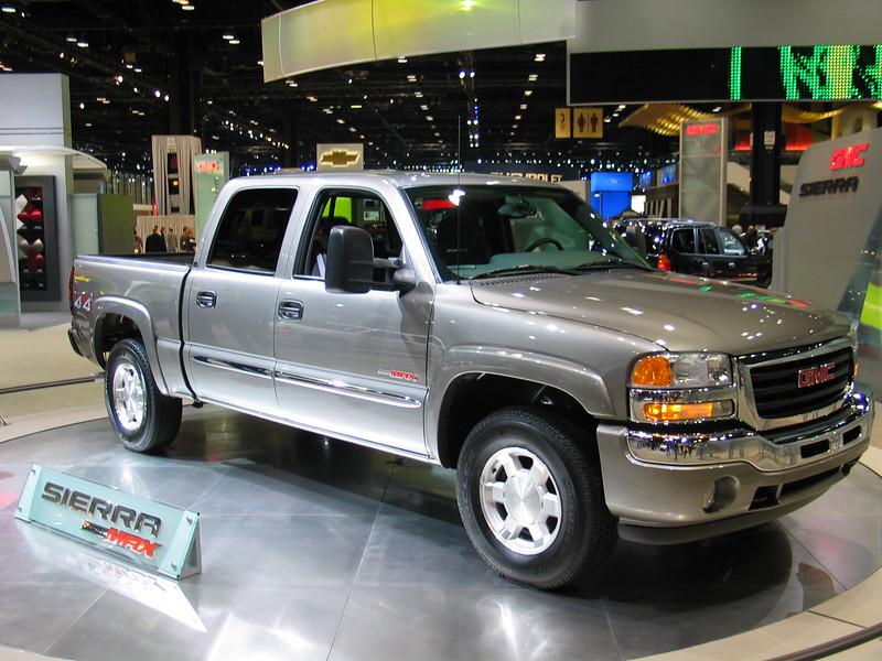 2006 GMC Sierra MAX