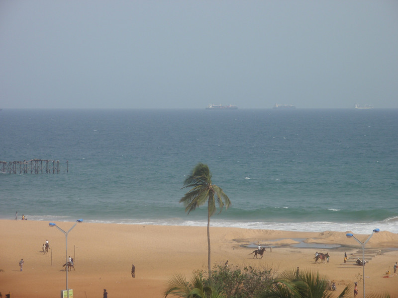 015_Lome. The Beach. The Atlantic Ocean.jpg