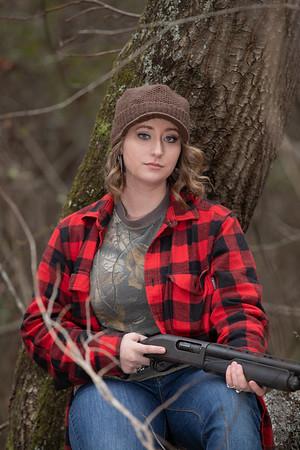 Liz Traxler at pond 01-23-20