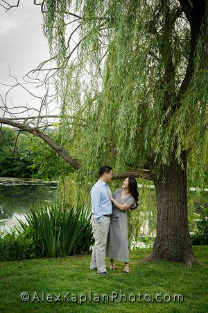 Verona Park, Verona New Jersey Engagement Session