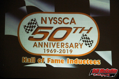 New York State Stockcar Association Awards Banquet-Polish Community Center-Bill McGaffin-2/23/19