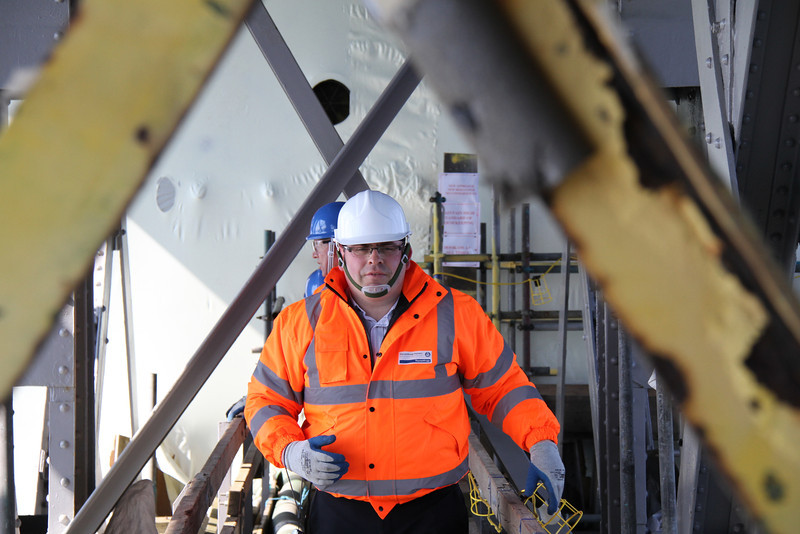 Neil Gellatly, Head of Transportation Dundee City Council.