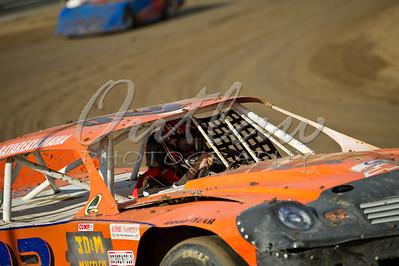 Coos Bay Speedway - Dirt Oval - Sept. 17, 2011