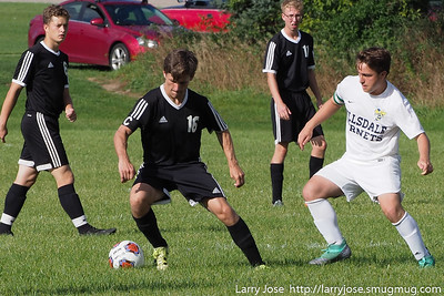 Boys Soccer vs Hillsdale