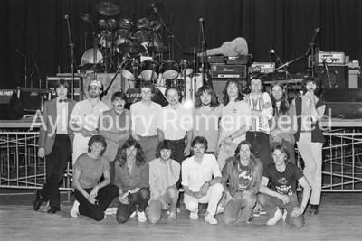 Marillion, Cruise & Solstice, June 19th 1982
