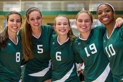 Volleyball October 1, 2014