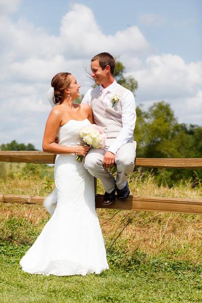 Brittany & Kevin's Wedding Sneak Peek 2