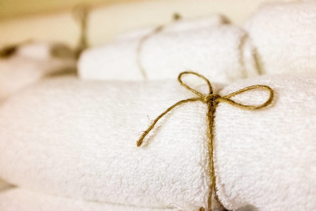 Fluffy towels! | Vavla Rustic Retreat, Cyprus