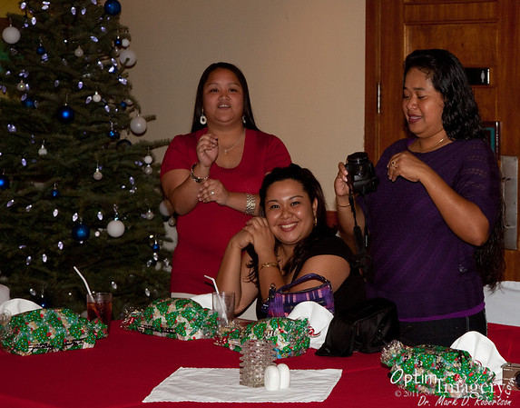 DECEMBER 17, 2011:  MEI CHRISTMAS PARTY