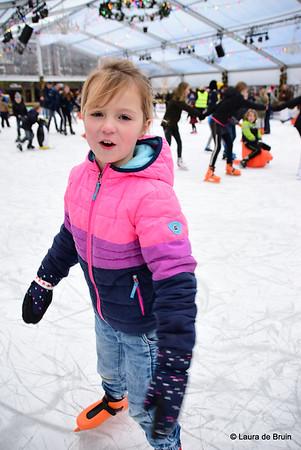 Wijchen schaatst met de pupillen