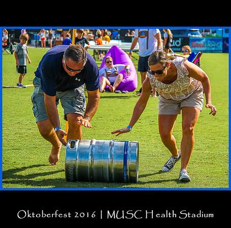 OKTOBERFEST 2016 | MUSC STADIUM | Daniel Island SC
