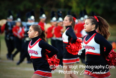 10-16-2015 Quince Orchard HS Varsity Poms, Photos by Jeffrey Vogt Photography with Lisa Levenbach