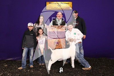 South East Regional Jr. Livestock Show