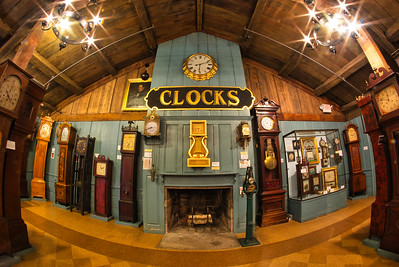 Silk City at the American Clock and Watch Museum