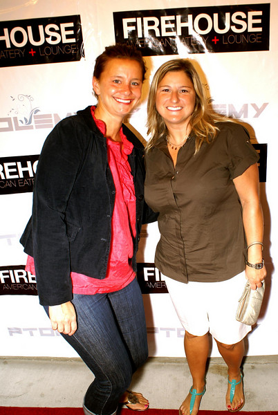 Download high quality free photograph of the ISVodka Mixer held at Firehouse American Eatery and Lounge 2nd Year Anniversary June 12, 2009 in San Diego at 722 Grand Ave.