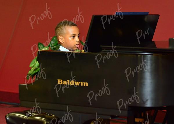 Elijah Hustead 2018 Piano Recital