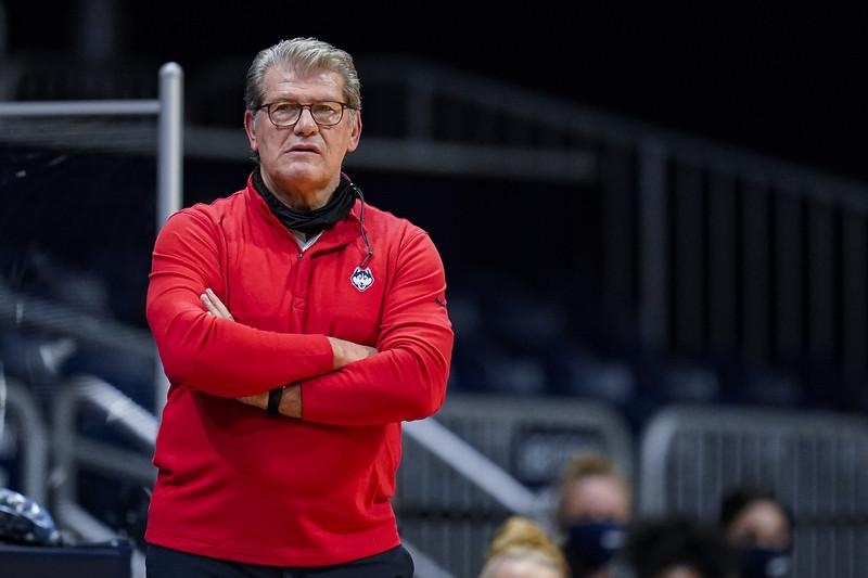 UConn Auriemma Contract Basketball