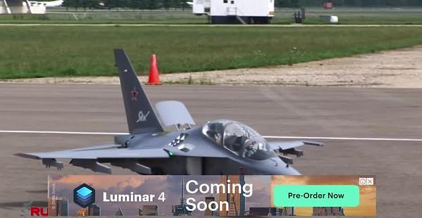 Video - Building Yak130 RusJet