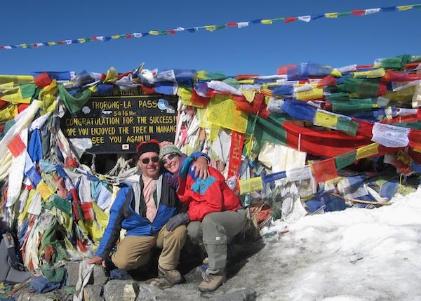 career break travel adventures in Nepal