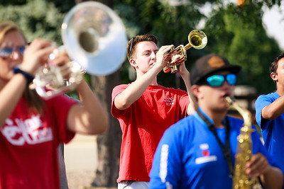 Cherry Creek HS Marching Band - Parent Night