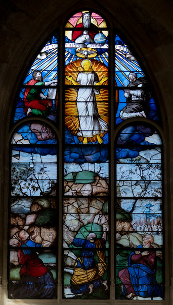Montfort l'Aumary The Transfiguration (16C)