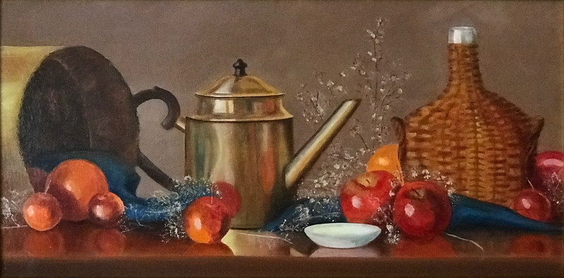 Metals & Apples - SOLD