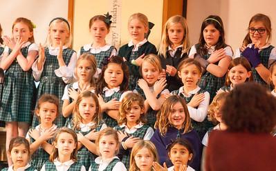 LS Holiday Sing   Dec. 19, 2013