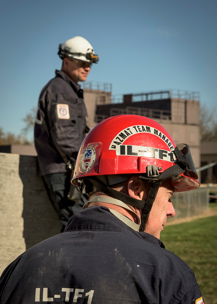 MABAS Drill - Cherry Valley FPD November 9, 2016
