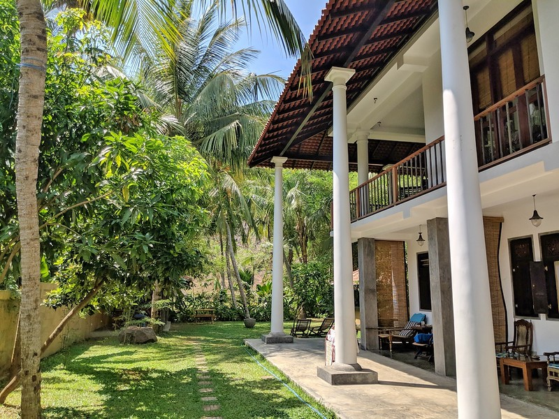 Affordable Beach Destination - Silva Rest Guesthouse view