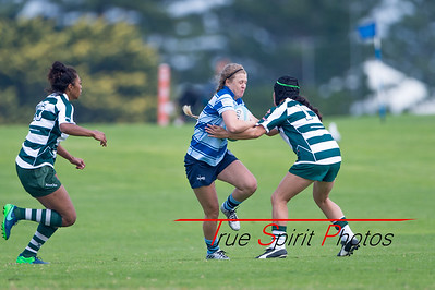 ATA Womens Senior Rugby Cottesloe vs Wanneroo 13.05.2017