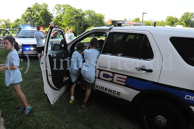 Jr Police Academy held by Lower Providence police department