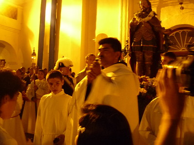08-26-11 Procession of the Saint
