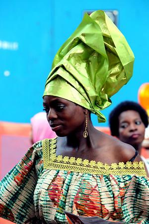 Dance Africa Street Festival Brooklyn New York