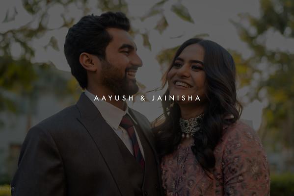 Aayush & Jainisha