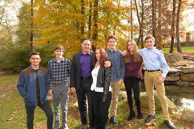 Freeman Family Portraits