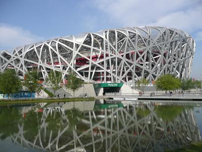 Beijing BirdNest Olympic Stadium 2010
