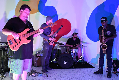 Apparitions, The Beginning, a Private concert at City Gallery