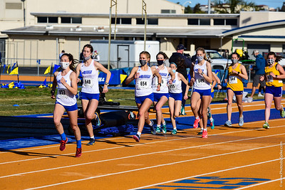 AG Cross Country vs Paso Robles