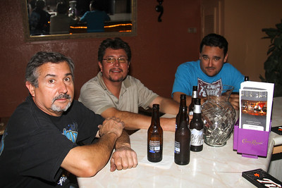 Alumni Lounge Party - June 12, 2012