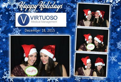 Virtuoso Holiday Party 2015